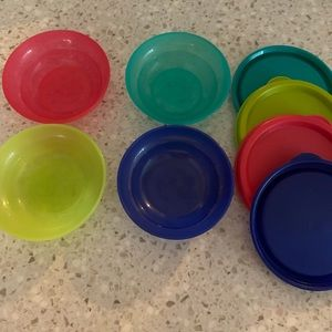 Brand New Tupperware Condiment Pill Dressing Small
